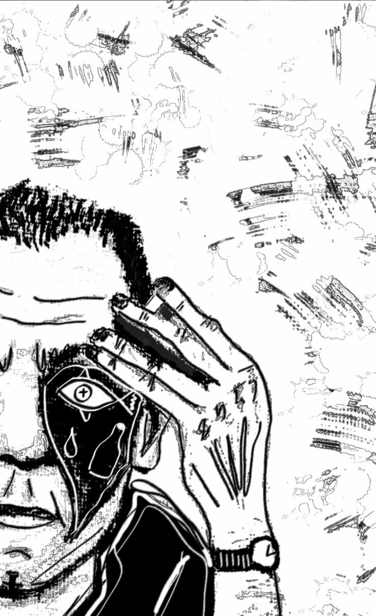Pollock #2 (detail)